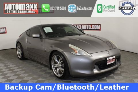 Certified Pre-Owned 2010 Nissan 370Z Touring