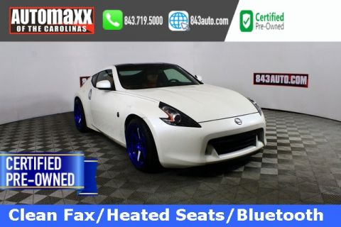 Certified Pre-Owned 2012 Nissan 370Z Touring