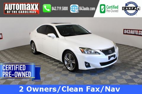 Certified Pre-Owned 2013 Lexus IS 350