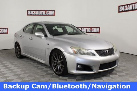 Certified Pre-Owned 2009 Lexus IS F RWD 4D Sedan