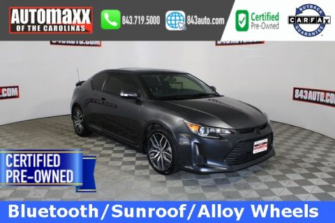 Certified Pre-Owned 2014 Scion tC