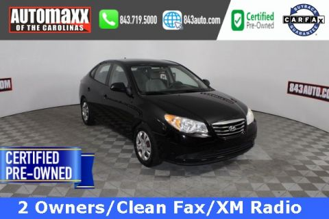Certified Pre-Owned 2010 Hyundai Elantra Blue