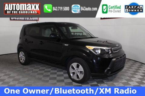 Certified Pre-Owned 2014 Kia Soul FWD 4D Hatchback