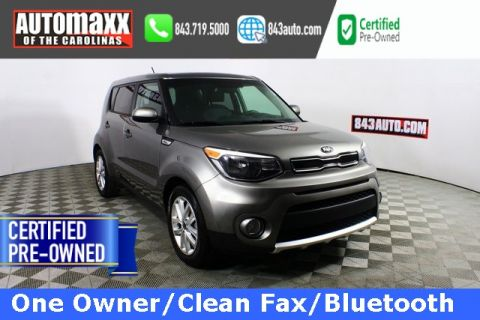 Certified Pre-Owned 2017 Kia Soul Plus