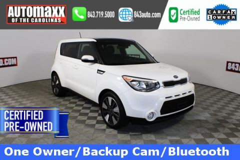 Certified Pre-Owned 2015 Kia Soul Exclaim
